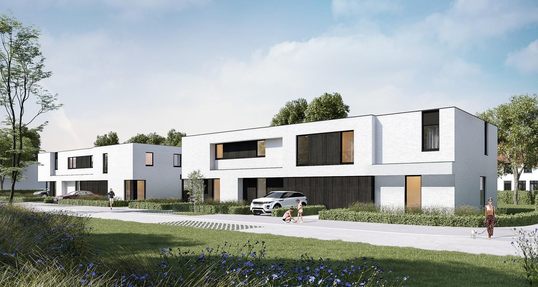 Moderne woning met 4 slaapkamers