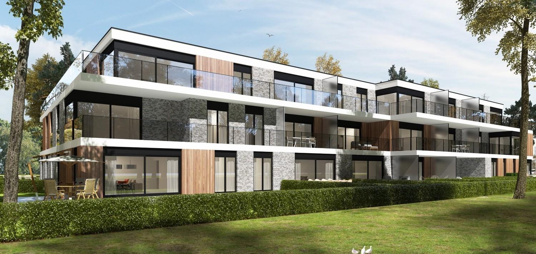 Ruim penthouse met 3 slaapkamers