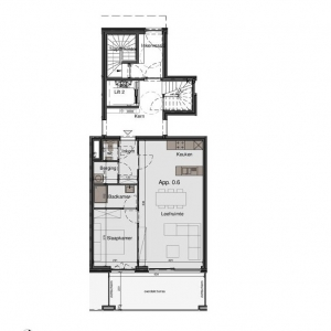 Appartement 0.6