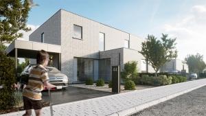 Ruime woning te Rollegem (Kortrijk)