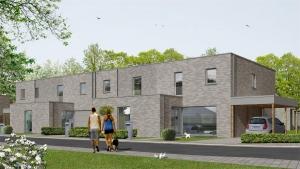 Ruime gezinswoning te Rollegem (Kortrijk)