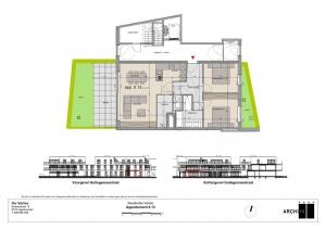 Appartement - Nieuwstraat 12 - 8880 Sint-Eloois-Winkel