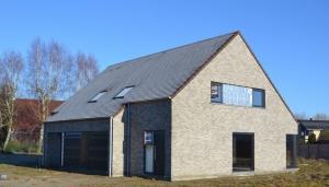 Moderne nieuwbouwwoning te Rollegem