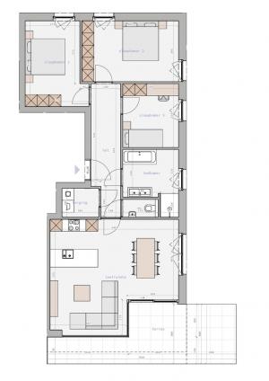 Zedelgem - Residentie Molenhoek - A0.2