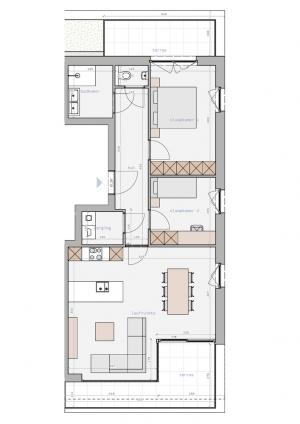 Zedelgem - Residentie Molenhoek - A1.2
