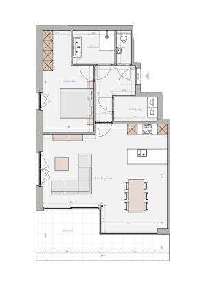 Zedelgem - Residentie De Secretaris - B0.1