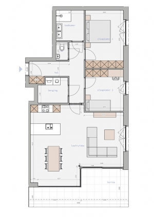 Zedelgem - Residentie De Secretaris - B0.2