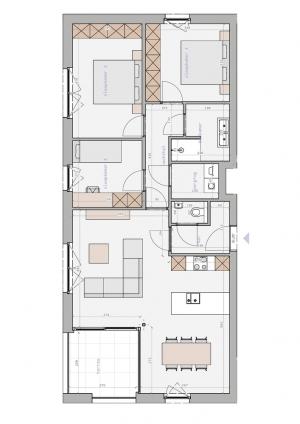 Zedelgem - Residentie De Secretaris - B0.3