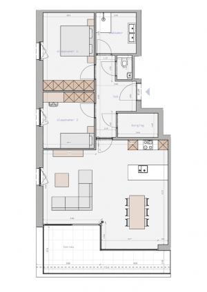 Zedelgem - Residentie De Secretaris - B1.1