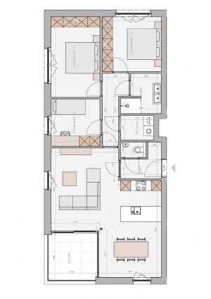 Zedelgem - Residentie De Secretaris - B1.3