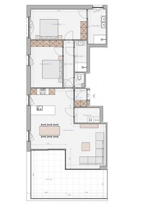 Zedelgem - Residentie De Secretaris - B2.1