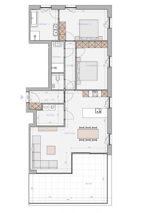 Zedelgem - Residentie De Secretaris - B2.2