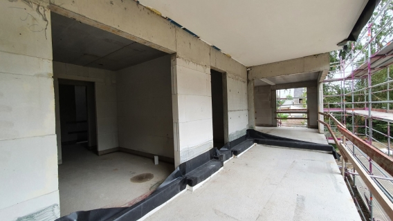 Appartement op de eerste verdieping