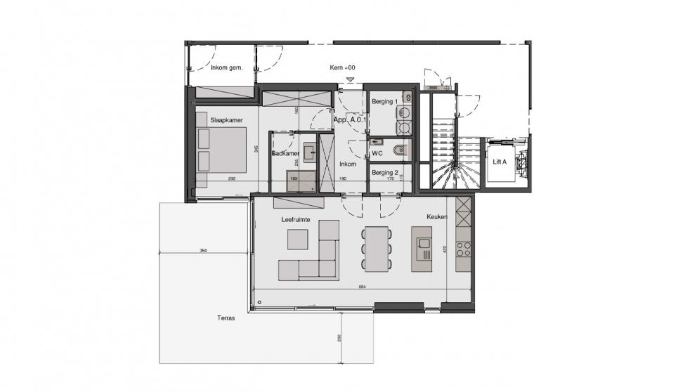 Residentie Het Aenwijs - A0.1
