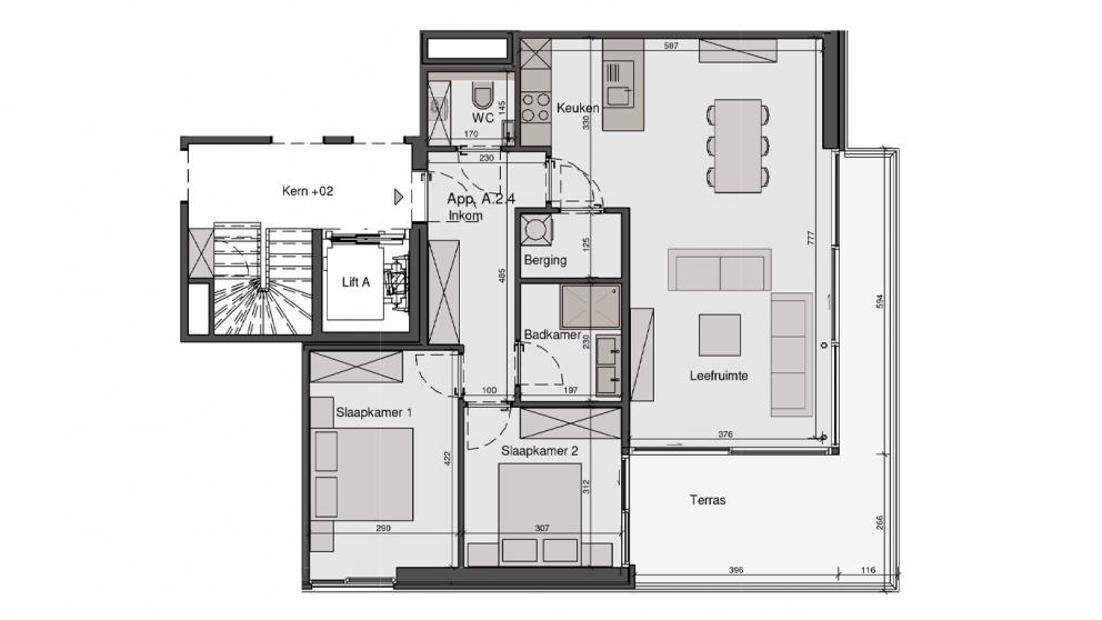 Residentie Het Aenwijs - A2.4