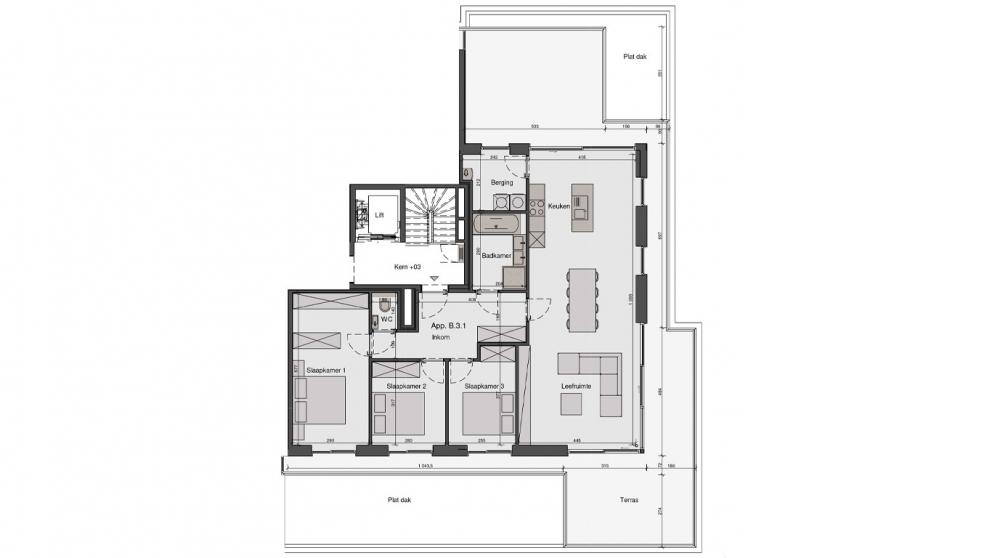 Residentie De Wandeling - B3.1