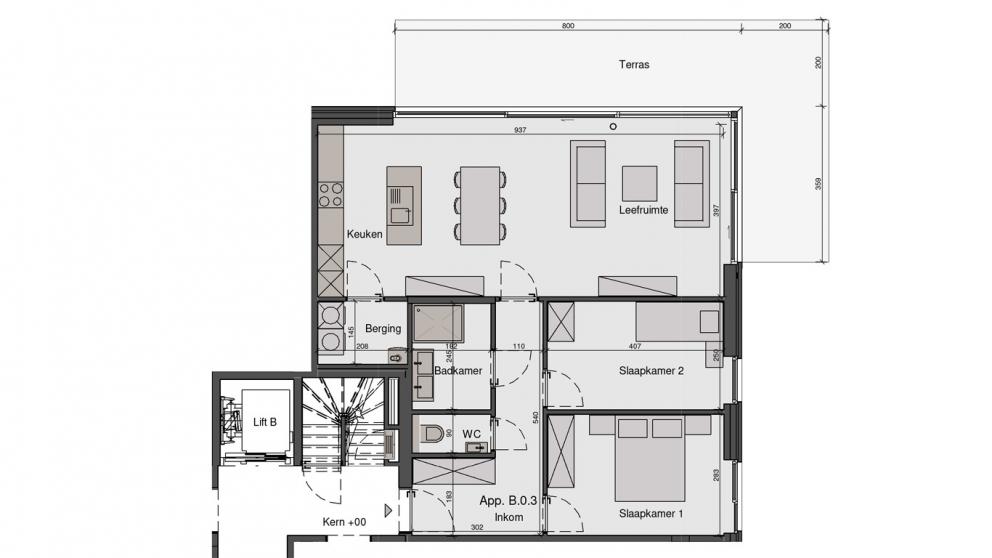 Residentie De Wandeling - B0.3